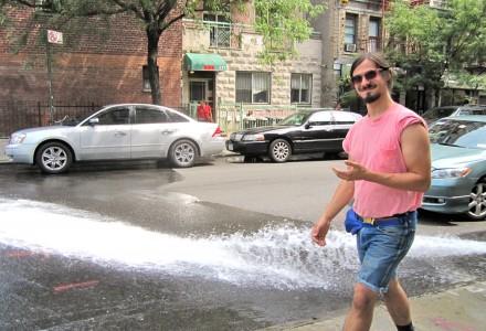 D. Fishkin: Summer Hydrant