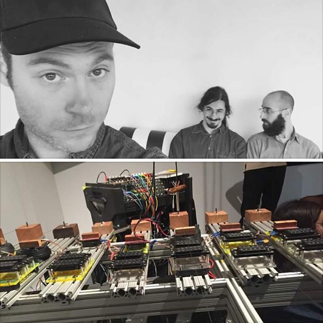 Composing the Tinnitus Suites: 2015 13