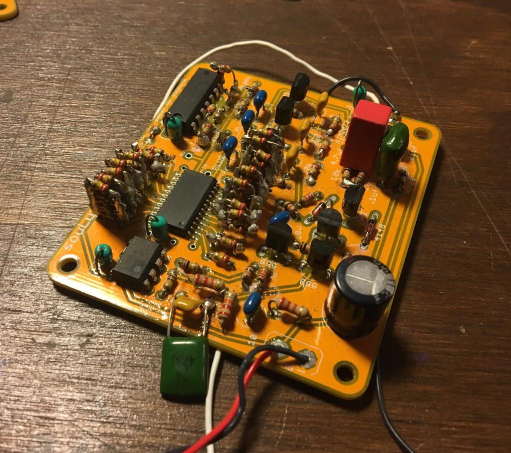 Solar Sounders 10