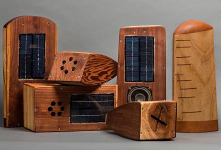 Solar Sounders