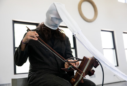 The Daxophone Consort 13